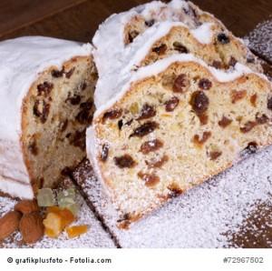 Stollen – Weihnachtsbäckerei